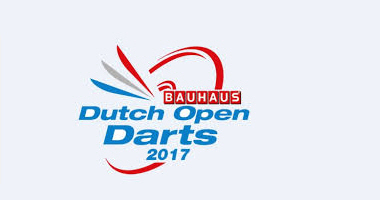 Dutch Open Darts 2017