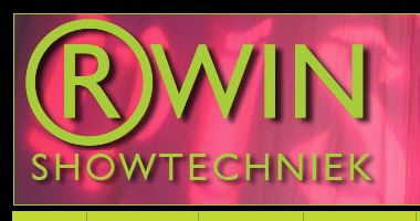 RWin Showtechniek materialen